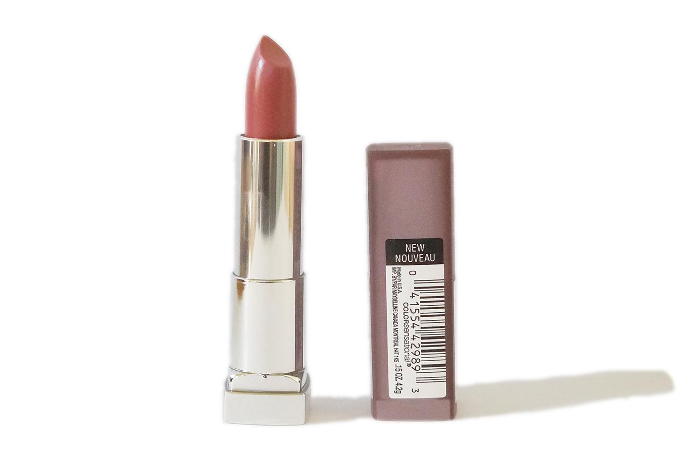 LIPS » MAYBELLINE Color Sensational Creamy Matte Lip Color