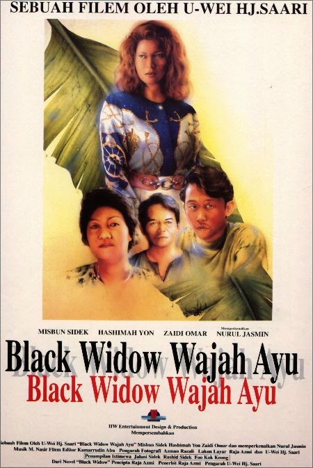 Sinopsis novel Black Widow karya Raja Azmi, filem Black Widow Wajah Ayu, gambar novel dan filem Black Widow, review novel Black Widow, kisah Black Widow penulis novel Black Widow, kontroversi novel Black Widow unsur seksual, harga novel Black Widow