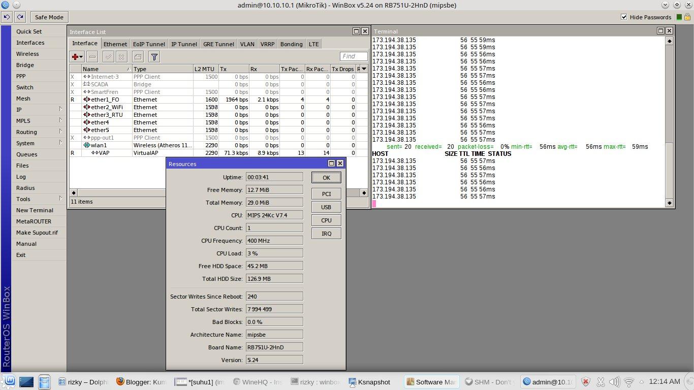 Cara Menjalankan Winbox Mikrotik di Linux Mint, Ubuntu, dll