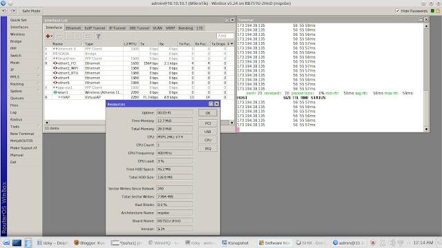 Cara Menjalankan Winbox Mikrotik di Linux Mint, Ubuntu