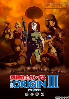 Mobile Suit Gundam Origin 3 - Dawn of Rebellion [SubIndo]
