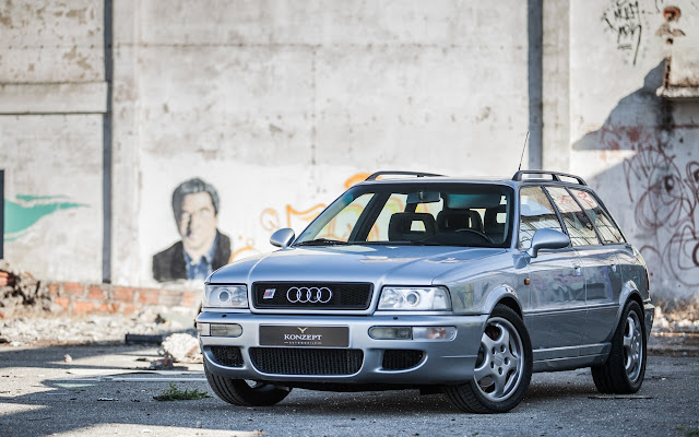 1995 Audi RS2 for sale at Konzept Automobile for EUR 44,900 - #Audi #RS2 #tuning #forsale
