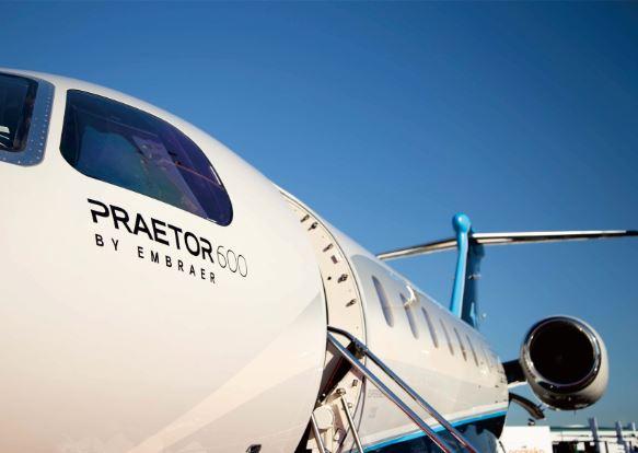 Embraer Praetor 600 specs