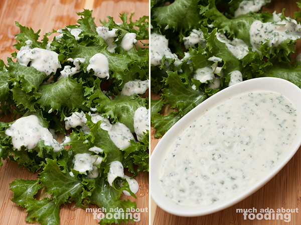 Test Kitchen - Poppy Seed Peppercorn Salad Dressing | Much Ado About