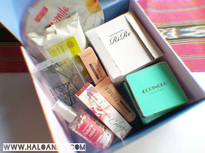 UNBOXING 3 Box My ALTHEA Birthday Gift 2019