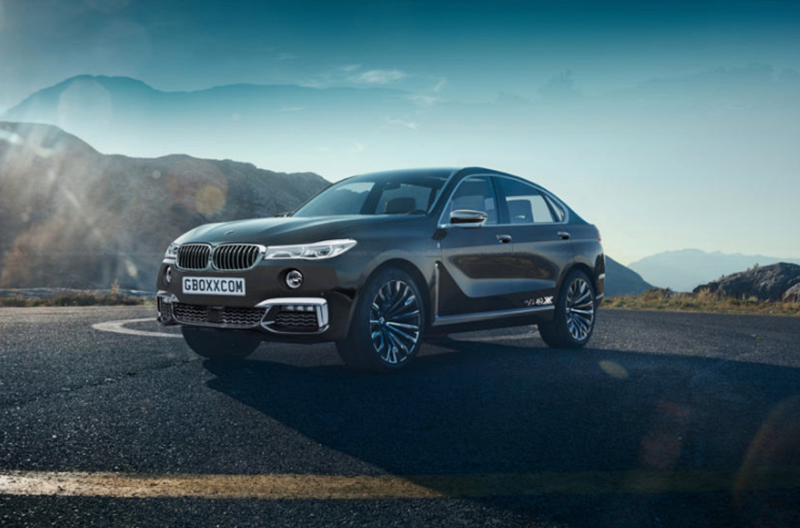 BMW X8 Cost