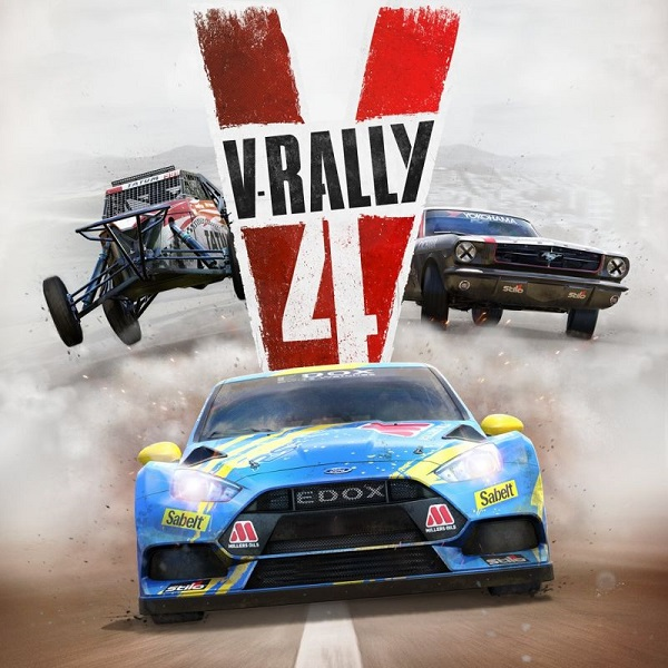 V-Rally 4 Review, Gameplay & Walkthrough