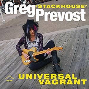 Greg Stackhouse Prevost's Universal Vagrant