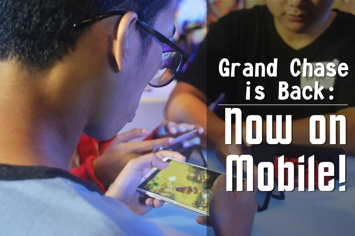 Grand Chase is Back: Now on Mobile! - Ranneveryday