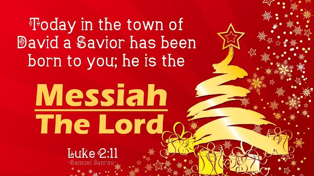 Messiah The Lord has Born