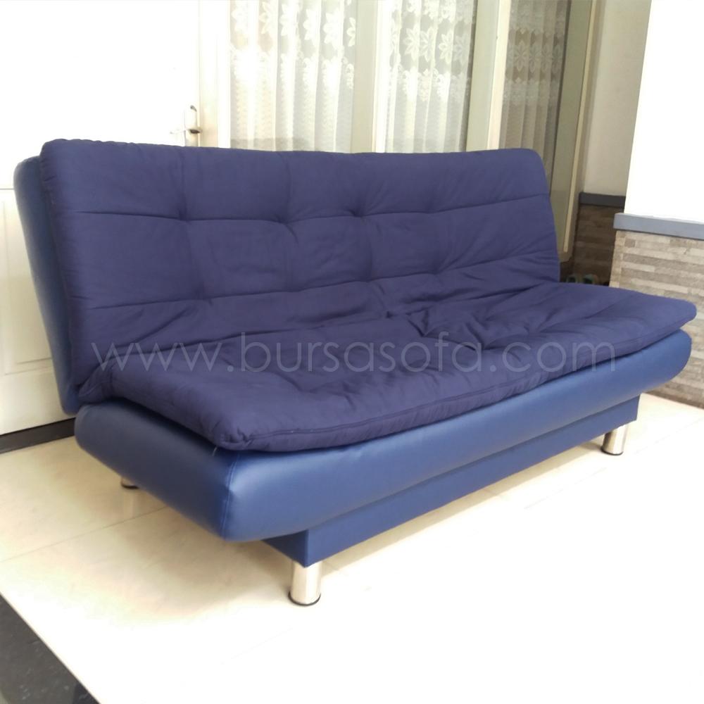 Sleeper Sofa Navy Blue: Chelsea Navy Blue