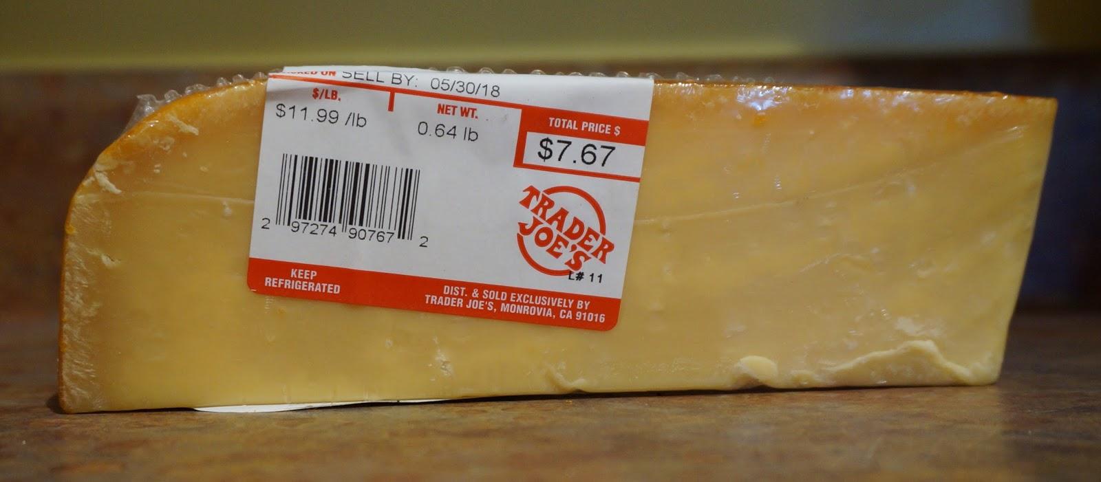 Exploring Trader Joe S Trader Joe S 1 000 Day Gouda Cheese