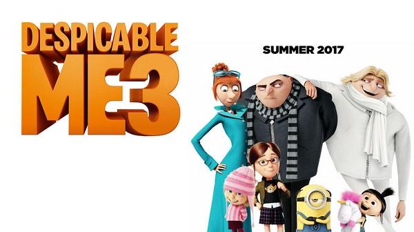 film bulan juni 2017 despicable me 3
