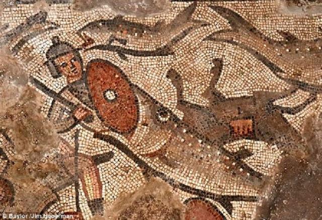 Kisah Laut Merah dan Bahtera Nuh Ditemukan di Sinagog