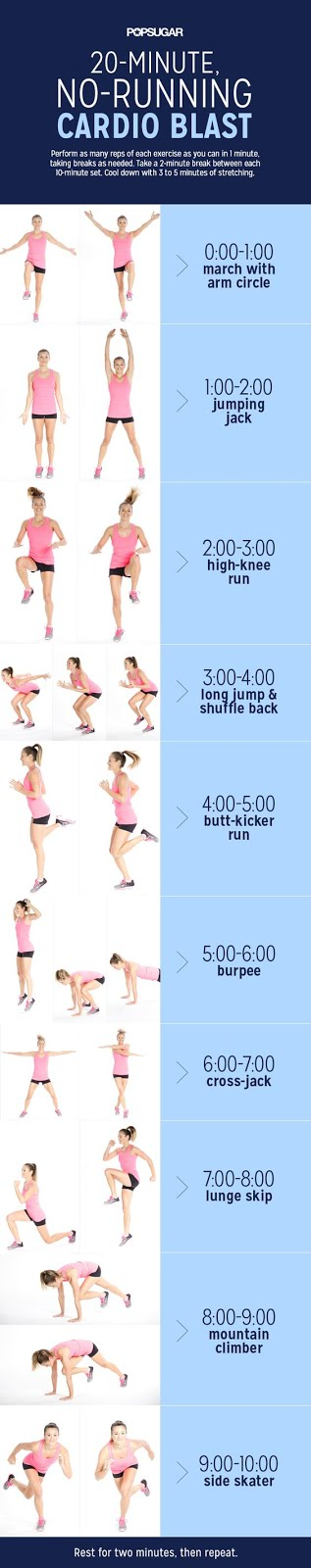 Easy, Fun, At-Home Workouts