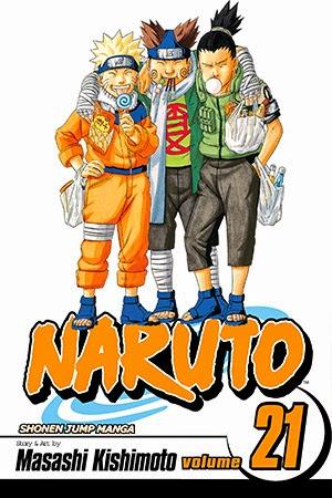 Naruto Tomo 21
