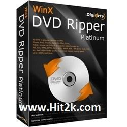 WinX DVD Ripper Platinum 7.5.14.145 Serial Key Latest Is Here