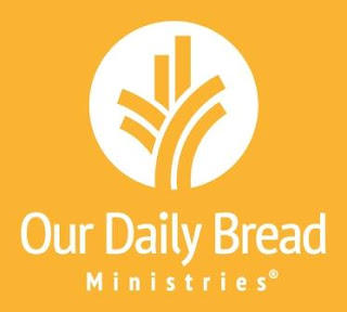 Our Daily Bread 10 November 2017 Devotional – The Hand of Comfort