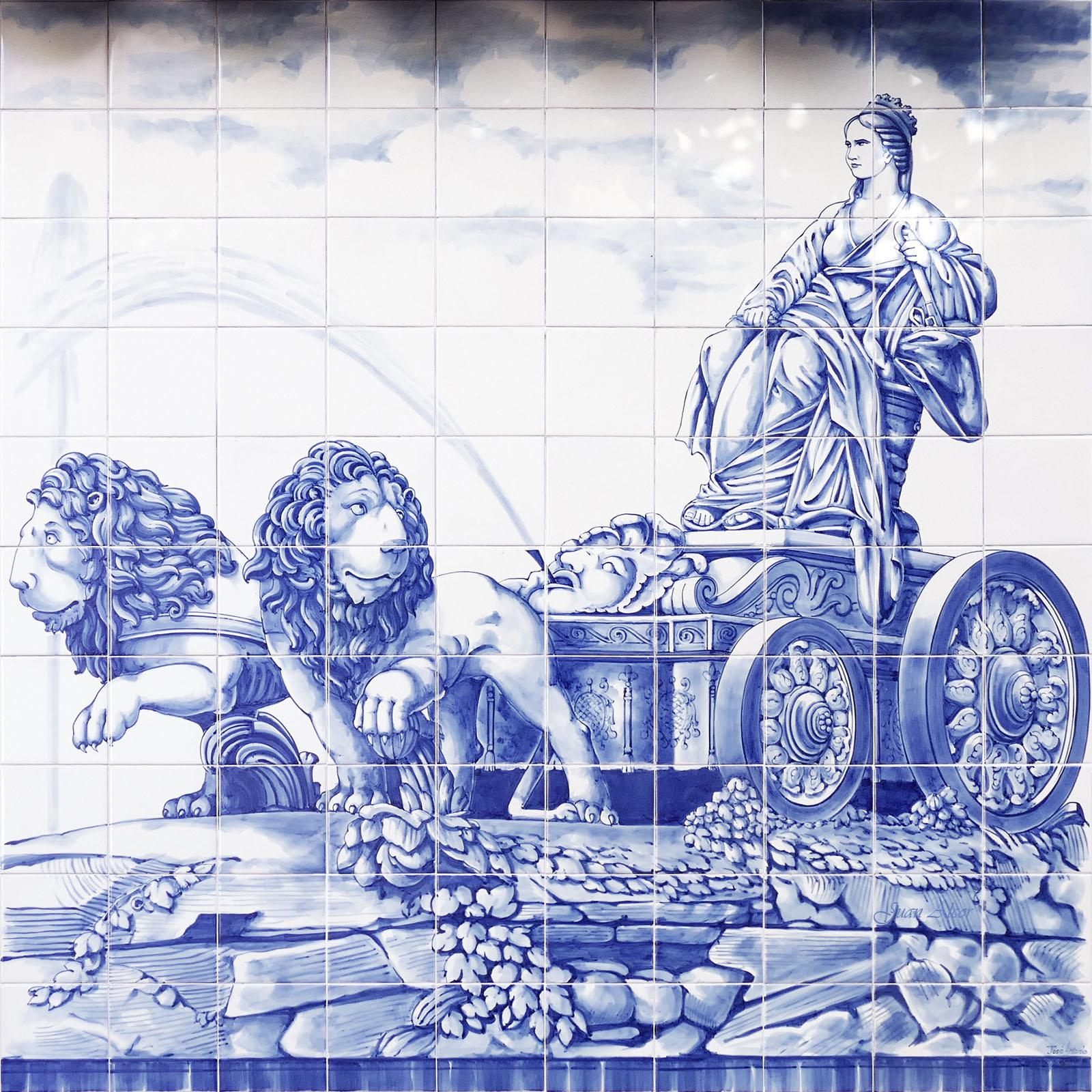 Azulejos en madrid - Azulejos reina ...