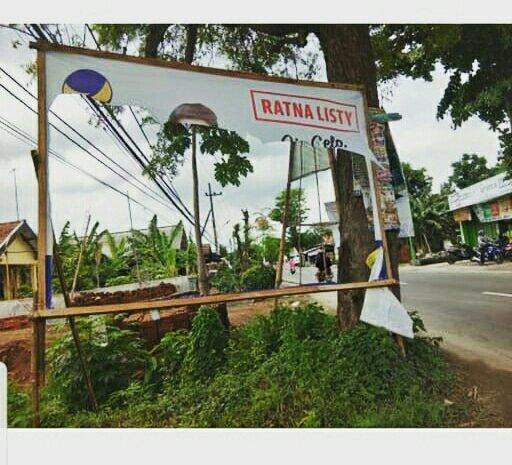 Artis Ratna Listy Meradang, Baliho APK di Kota Jombang Dirusak OTK