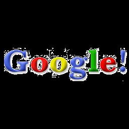 logo google 1998
