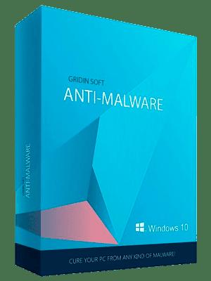 GridinSoft Anti-Malware Box Imagen