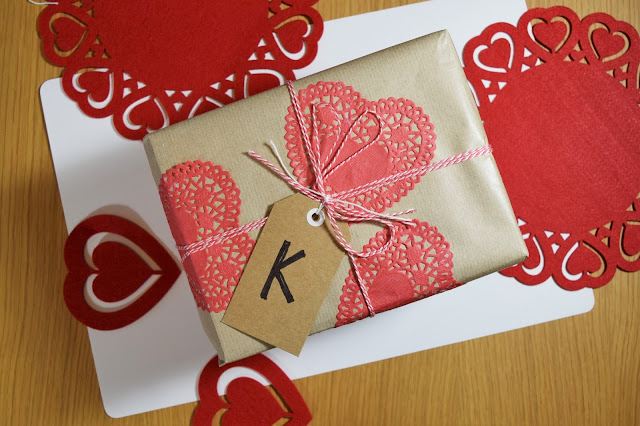 Valentine's Day Gift Wrapping Ideas