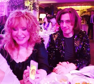 Pugacheva and Maxim Galkin shared a photo of one of the twins
