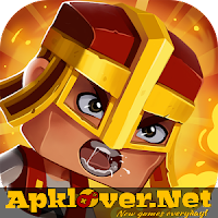 Maze Escape Dungeon Heroes RPG APK MOD unlimited money