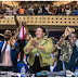 Zimbabweans jubilate as their long autocratic leader resigns