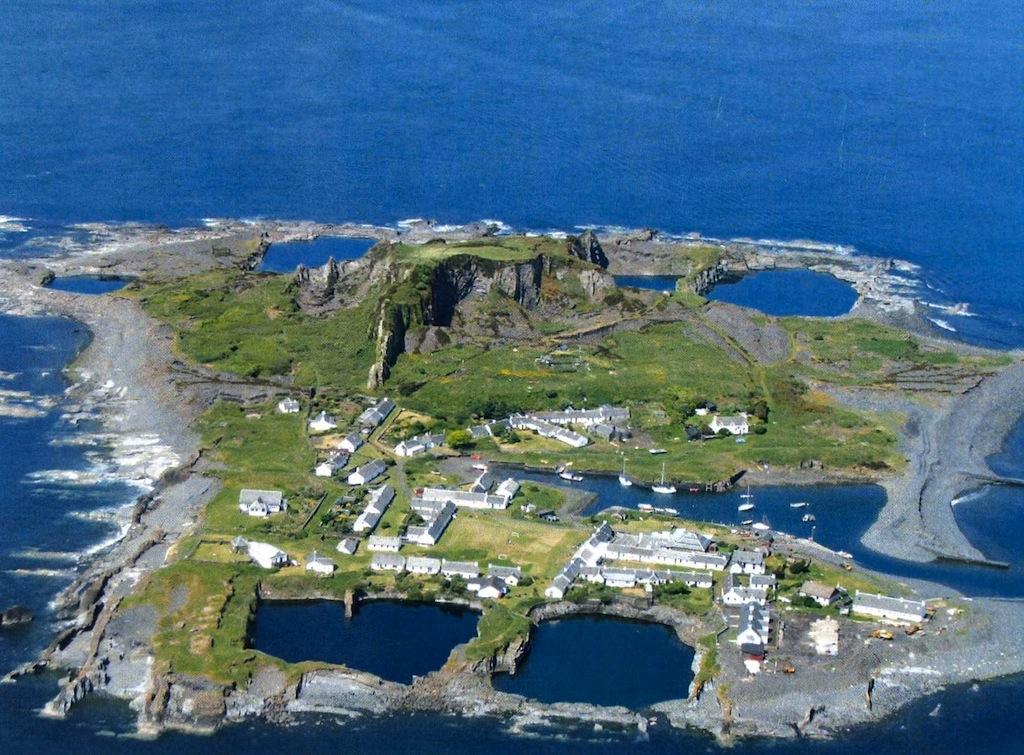 Eclectica: Forgotten history - Scotland's Slate Islands