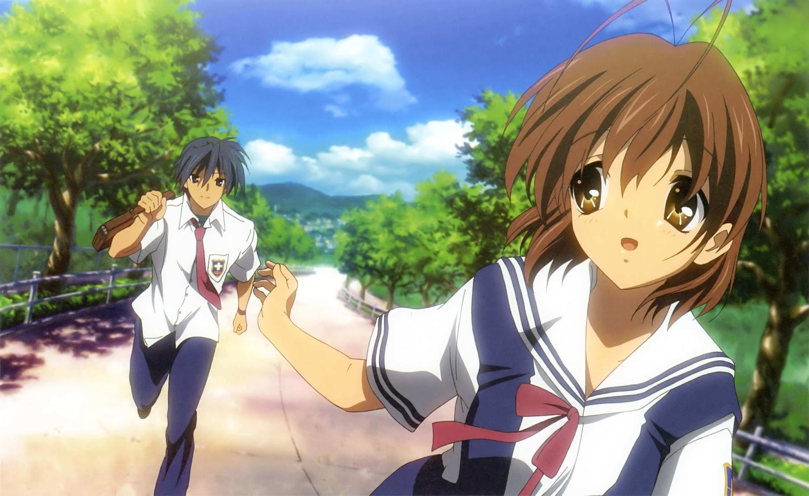 15 Rekomendasi Anime School Romance Terbaik