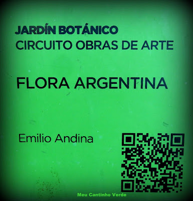 Emilio Andina - JARDIM BOTÂNICO DE BUENOS AIRES