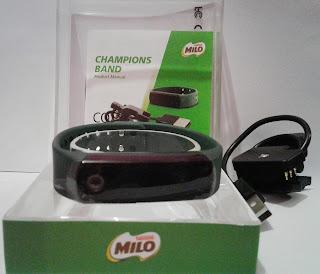 MILO Energy Band