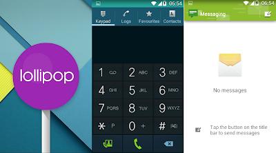 Custom Rom Lollicop Buat Samsung Galaxy Core duos I8262