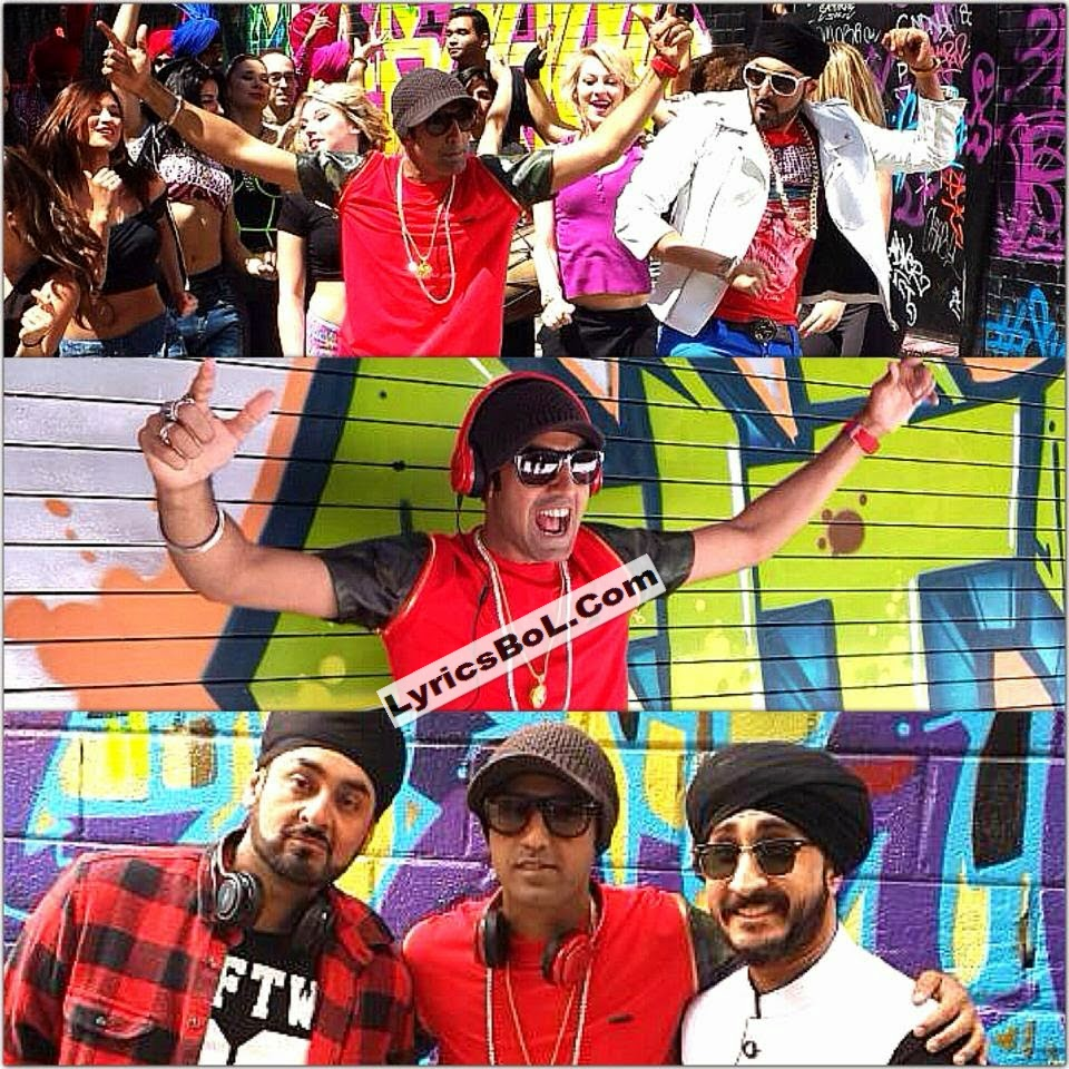 PARTY LIKE A PUNJABI Gippy Grewal