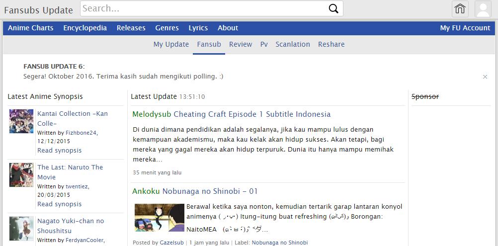 Situs Download Subtitle Bahasa Indonesia Terbaik Gratis