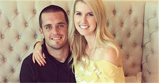Derek Carr S Wife Heather Neel How The Relationship Started Png