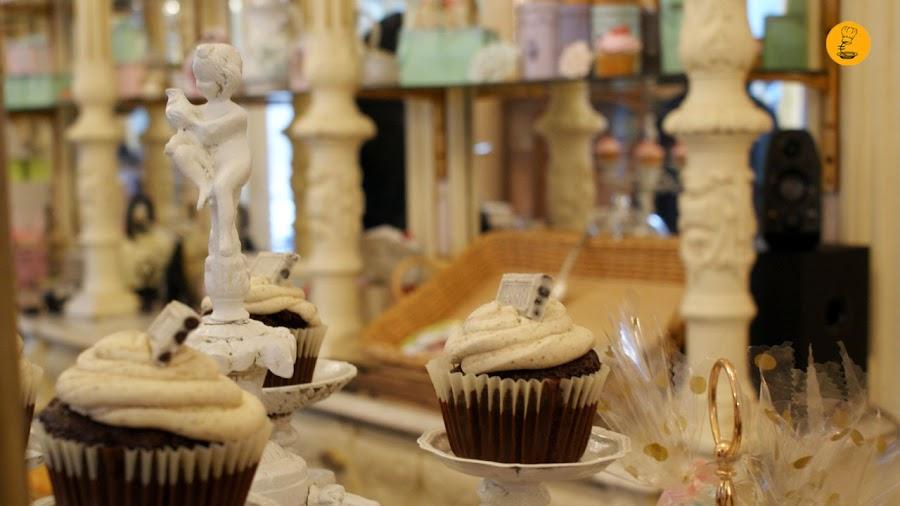 Cupcakes Sugar Factory Madrid