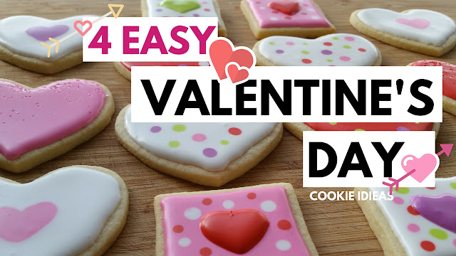 how to make valentines day cookies jellybeantrail dawn garnette