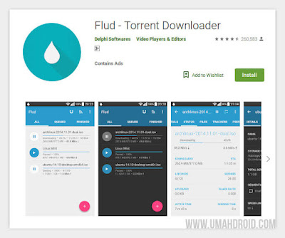 Flud Torrent Client Android