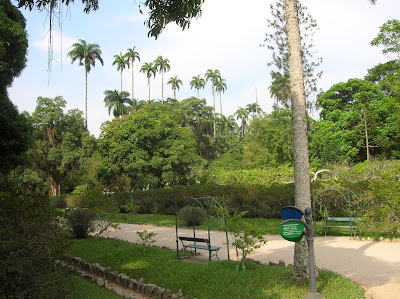 Jardín Botánico, jardim Botânico, Rio de Janeiro, Brasil, La vuelta al mundo de Asun y Ricardo, round the world, mundoporlibre.com