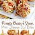 Pimento Cheese & Bacon Mini Cheese Ball Bites Recipe