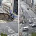 Jepun Baikpulih 'Lubang Gergasi' Dalam Masa 48 Jam Sahaja