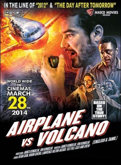 Airplane vs Volcano (2014) BluRay 720p