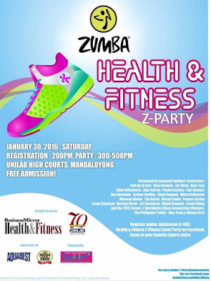 Business Mirror and Unilab Present: Health & Fitness Z-Party