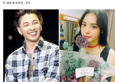 Min hyo rin shin se kyung dating