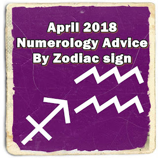 libra scorpio sagittarius capricorn aquarius pisces april 2018 numerology advice
