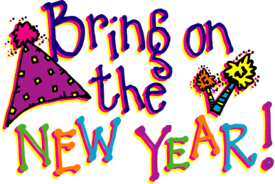 Happy New Year 2017 Clipart
