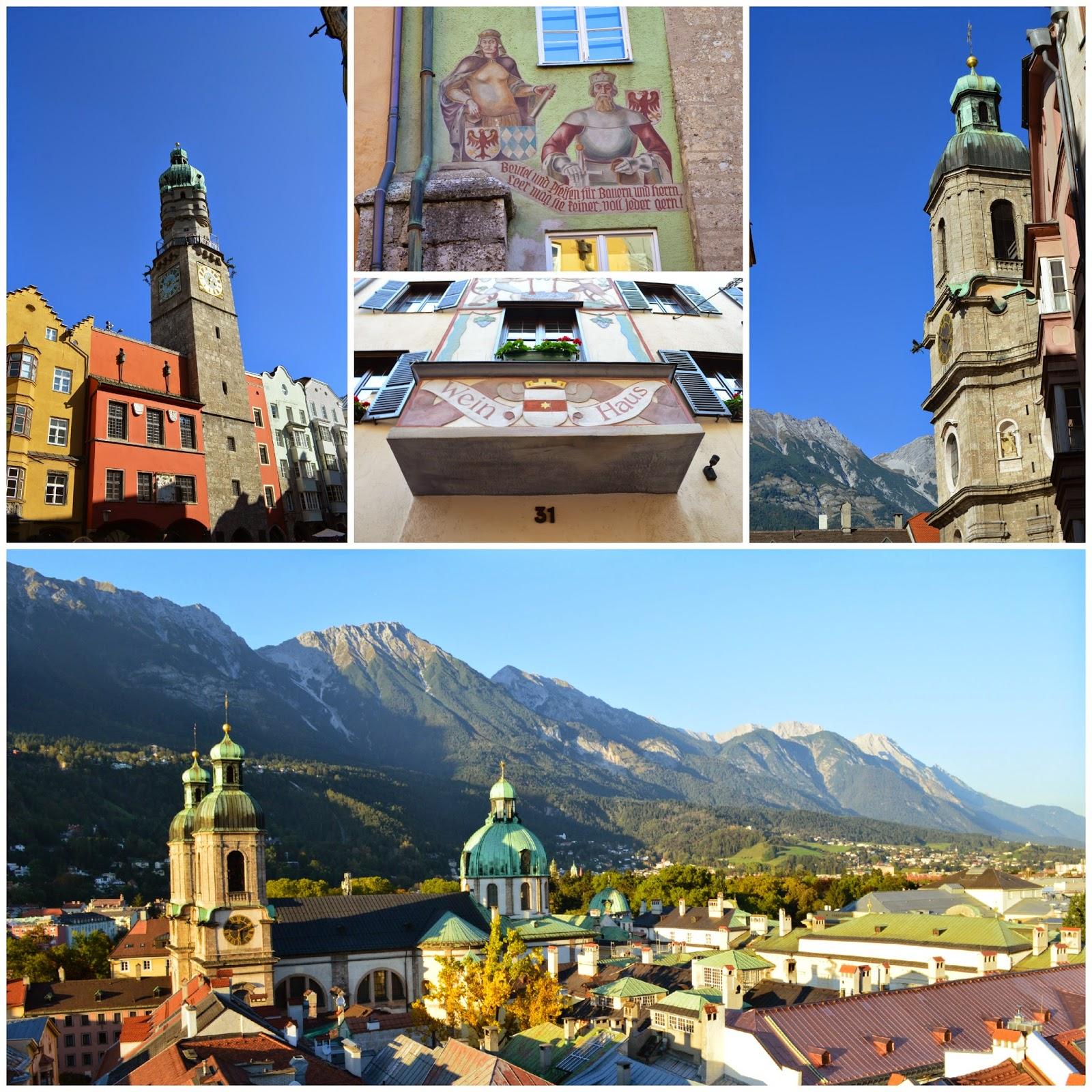 Altstadt, Innsbruck, Austria